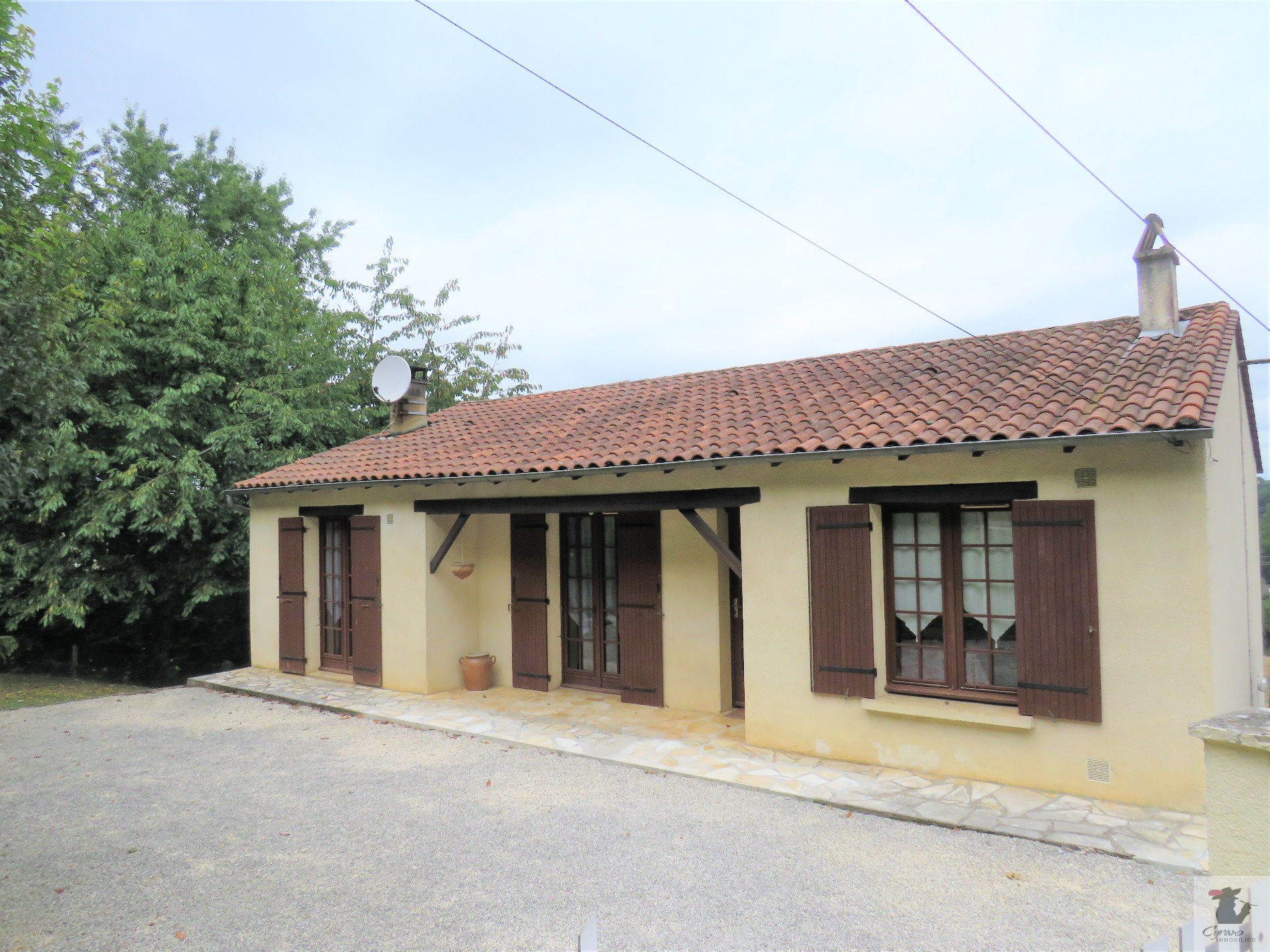Annonce vente maison lalinde 24150 85 m 150 000 for Vente bien immobilier atypique